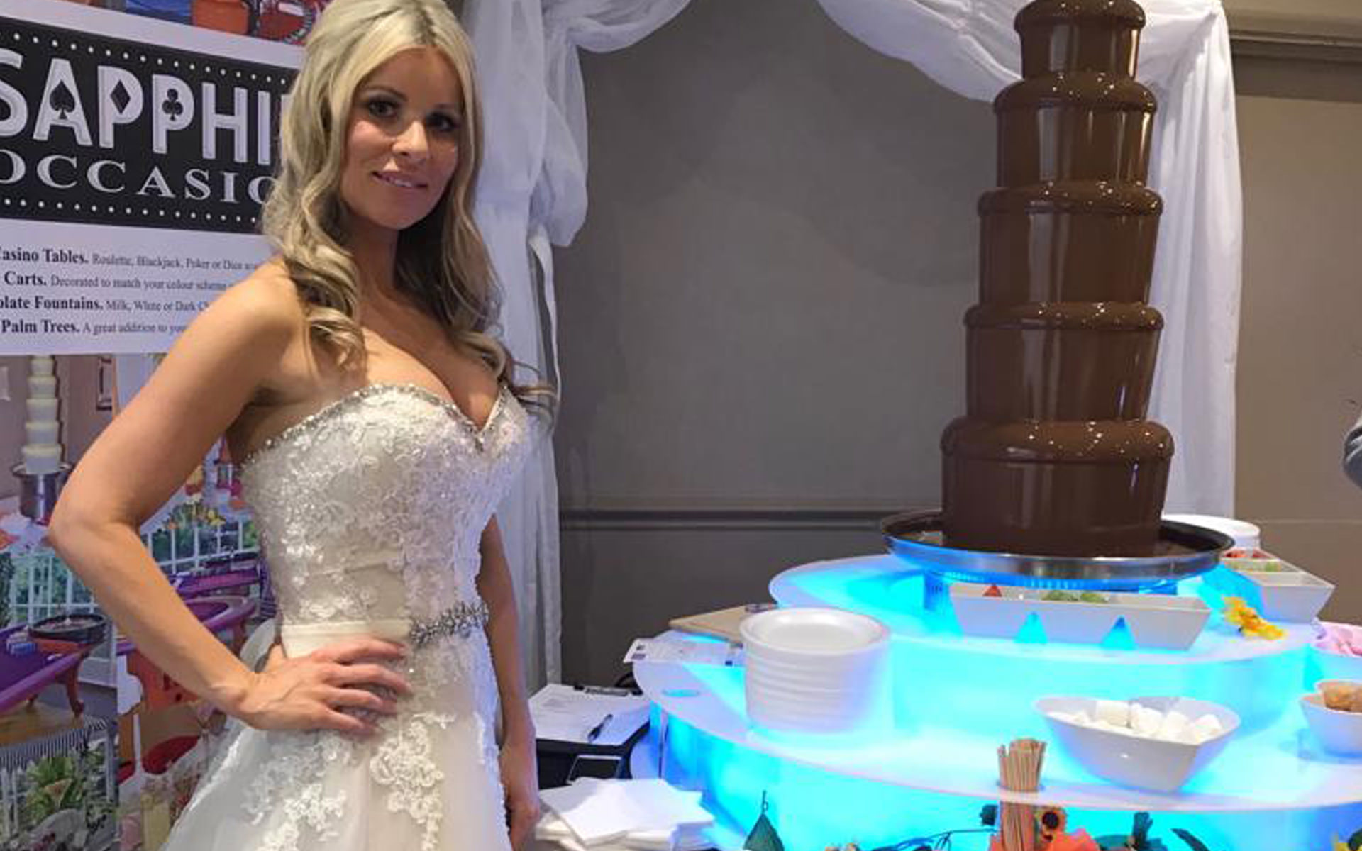 Chocolate Fountains - Hire