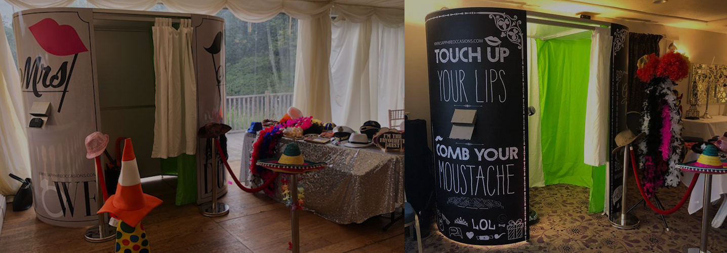 Sapphire Occasions - Photo Booth