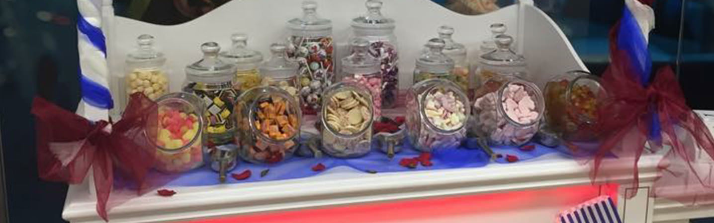 Sapphire Occasions - Sweet Cart