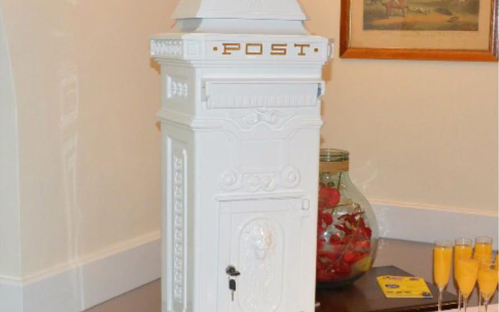 Wedding Post Box - Hire